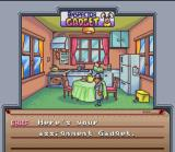 Inspector Gadget SNES At the beginning of each stage, Gadget will receive a brief on his mission...which will self-destruct