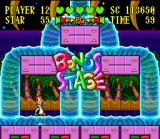 The Jetsons: Invasion of the Planet Pirates SNES Bonus Stage: Collect as many items as possible before time runs out