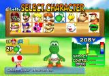 Mario Golf: Toadstool Tour GameCube Character selection