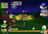 Mario Golf: Toadstool Tour GameCube Don't get distracted by fireworks here...