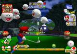 Mario Golf: Toadstool Tour GameCube Tricky shot here; these Boo ghosts get in the way!