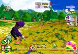 Mario Golf: Toadstool Tour GameCube Waluigi is stuck in the flowers