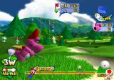 Mario Golf: Toadstool Tour GameCube A tricky shot out of some deep grass