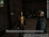 Deus Ex Windows Two bums talk about the plague in a clinic