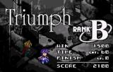 Riviera: The Promised Land WonderSwan Color Triumph! Rank B!? Hmph.