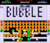 Bubble Bobble also featuring Rainbow Islands DOS Bubble Bobble: Flower power! Collect all blossoms to earn major bonus.