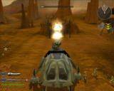 Star Wars: Battlefront II Windows You can easily destroy enemy walkers with the help of a tank (like AT-TE).