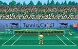 Tennis Cup 2 Atari ST Into the net