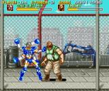 Sonic Blast Man SNES Super Punch