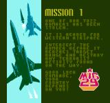 Mig-29 Soviet Fighter NES Mission briefing