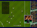 World Cup USA 94 SEGA CD Popup with the referee gesturing
