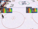 NHL Championship 2000 Windows Line selection