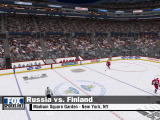 "NHL Championship 2000 Windows International mode is also included, but I had to clue there was a ""New York"" with a Madison Square Garden in Finland..."