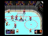 NHL Hockey Genesis Always a good time for a fight