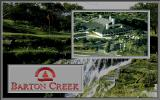 Links: Championship Course - Barton Creek DOS An overhead view