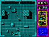 Afteroids ZX Spectrum Get the P once you've shot everything