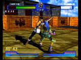 Battle Arena Toshinden 2 PlayStation Parry this. Tracy demonstrates why, despite the blue hair and purple night sticks, she was allowed on the Police force.