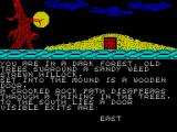 Wizards Spell ZX Spectrum And the one to the west