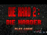 Die Hard Trilogy PlayStation DH2 - Title