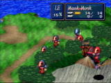 Shining Force III SEGA Saturn It's the opponent's turn