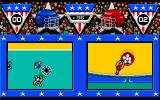 American Gladiators Amiga Powerball