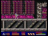 Turrican 3 Amiga Begin of level 1