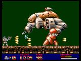 Turrican 3 Amiga Level boss