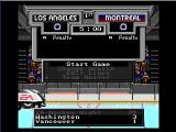 NHL '94 Genesis Pause screen