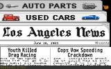 Street Rod Amiga Look into the newspaper if you want to buy a car or some parts