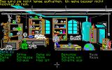 Indiana Jones and the Last Crusade: The Graphic Adventure Amiga Indy's office