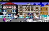 Indiana Jones and the Last Crusade: The Graphic Adventure Amiga Ah Venice !