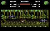 Soldier of Light Commodore 64 In the jungles of planet Lagto