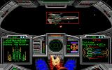Wing Commander Amiga Impressive those Ralari battleships