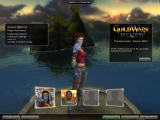 Guild Wars Windows The redesigned character selection screen