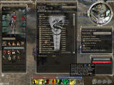 Guild Wars Windows Playing around with the various windows, each of them are transparent, resizable, movable and can overlap others. You can have all of them open or none of them.