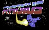 Radius Commodore 64 Loading screen