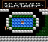 Spiritual Warfare NES To get the raft, you will need Samson's Jawbone first