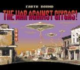 EarthBound SNES Initial loading screen