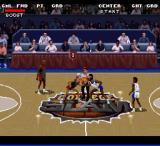 College Slam SNES The tip-off
