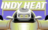 Danny Sullivan's Indy Heat Commodore 64 Loading screen