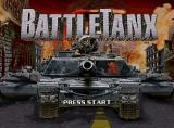 BattleTanx Nintendo 64 Title Screen