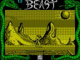 Shadow of the Beast ZX Spectrum Starting out
