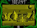 Shadow of the Beast ZX Spectrum A well entrance