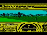 Toyota Celica GT Rally ZX Spectrum Driving along