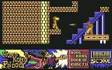 Hong Kong Phooey: No.1 Super Guy Commodore 64 In level 1
