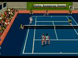 Pete Sampras Tennis 96 Genesis Some bad temper, there