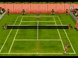 Pete Sampras Tennis 96 Genesis Reverse view replay