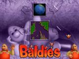 Baldies Windows Map select screen, complete one to access the next.