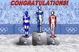 Salt Lake 2002 Game Boy Advance Podium