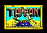 Tai-Pan Amstrad CPC Title screen